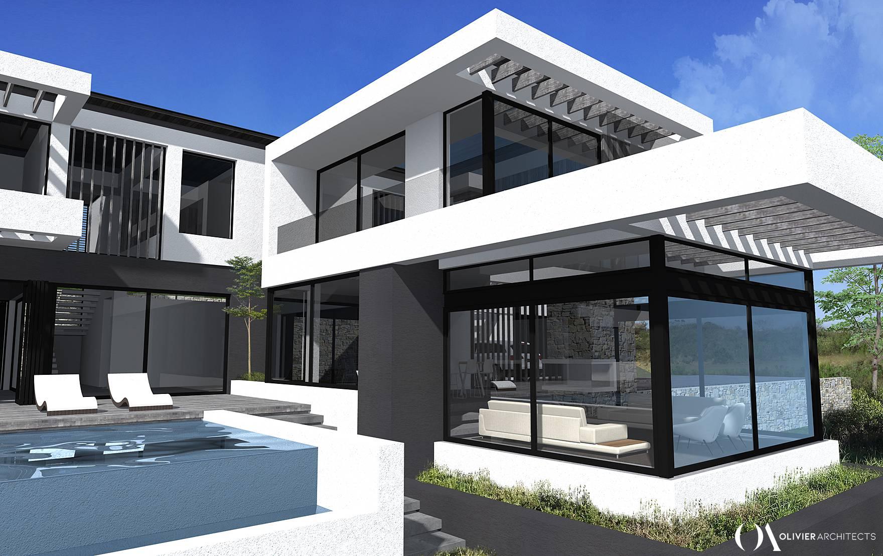 Pezula Estate Architecture, house design, top architects knysna, Olivier Architects